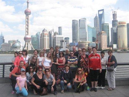 טיול מאורגן לסין עם פגסוס מתאריך 02.10.12