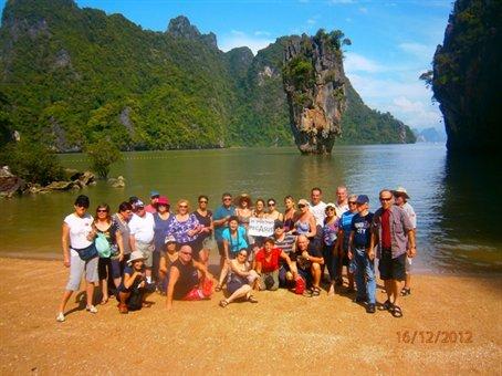 טיול מאורגן עם פגסוס לתאילנד מתאריך 04.12.12