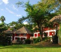 מלון פלורס CAMINO REAL TIKAL
