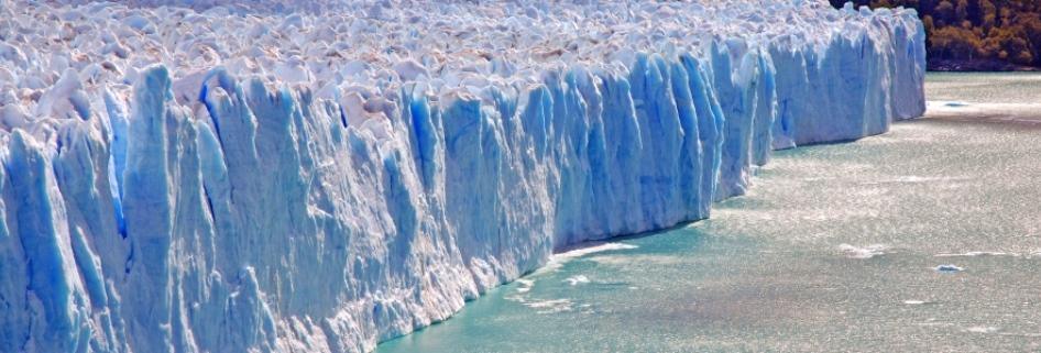 הקרחונים של דרום אמריקה