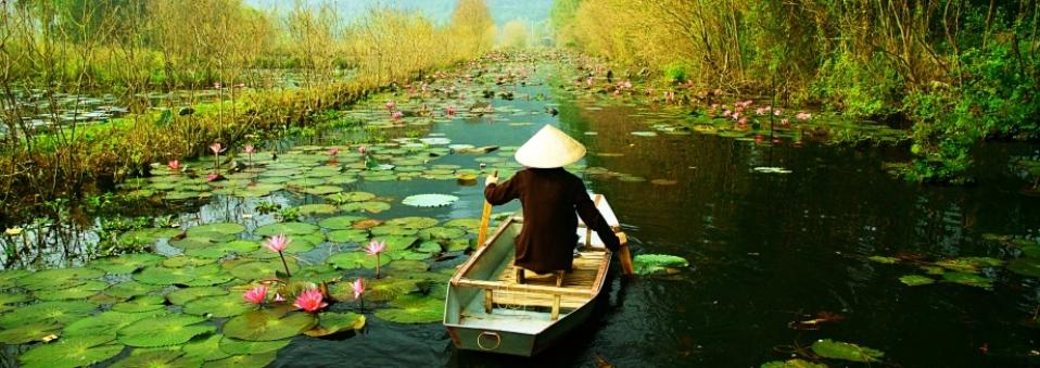 טיול מאורגן לוייטמאם וקמבודיה