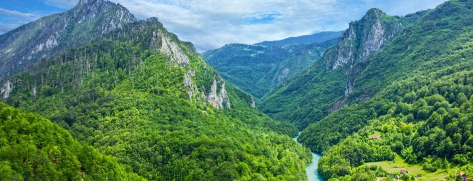 טיול מאורגן למונטנגרו וסרביה