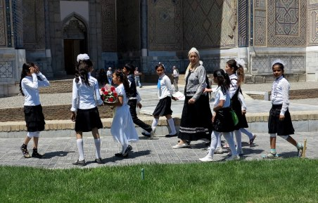 טיול מאורגן לאוזבקיסטן