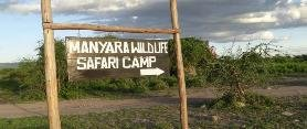 Manyara Wildlife Camp מלון