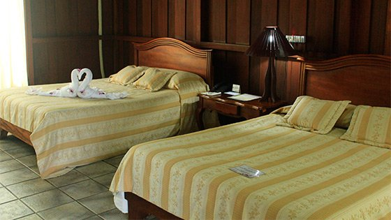 MONTANA DE FUEGO מלון ארנאל