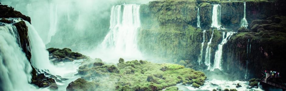 מפלי האיגואסו - טיול מאורגן לדרום אמריקה