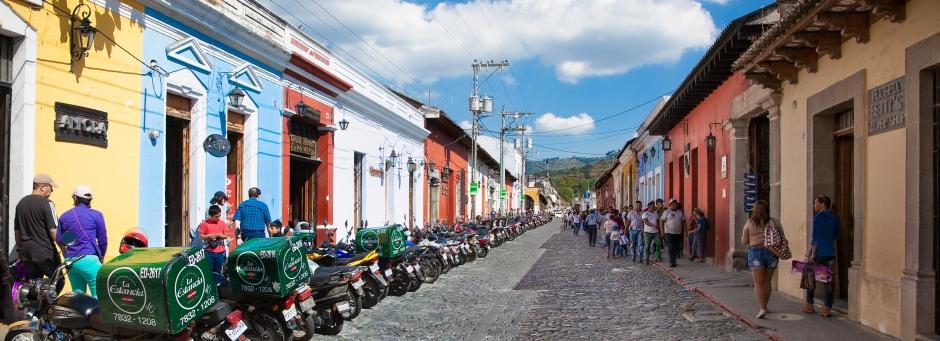 גואטמלה, הונדורס וקוסטה ריקה