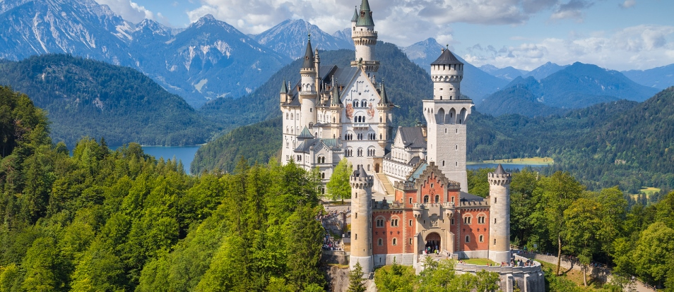 טיול מאורגן שוויץ אוסטריה