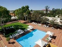 מלון איירס רוק Desert Gardens
