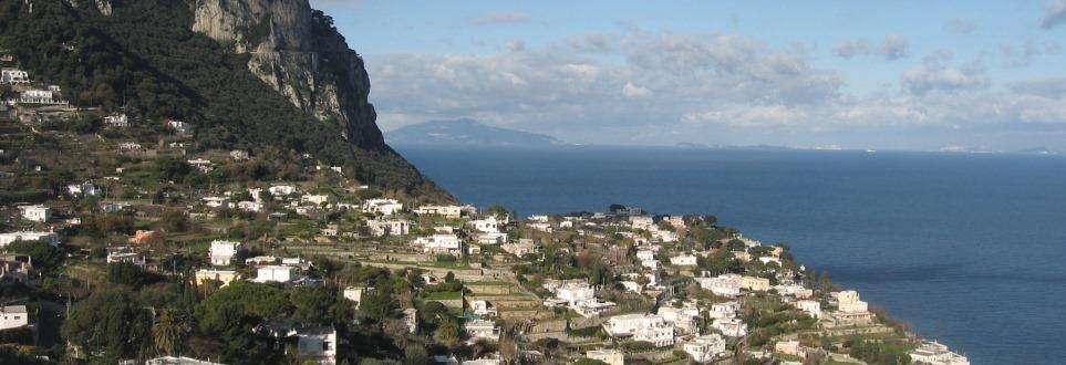 טיול מאורגן לדרום איטליה חצי האי אמלפי