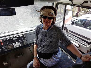 אורנה לוכסמבורג בטיול המאורגן