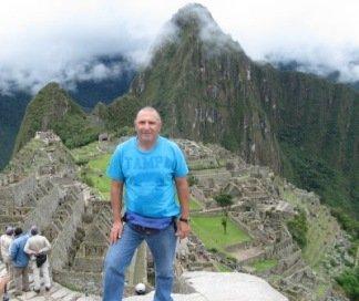 איציק ידגר בדרום אמריקה
