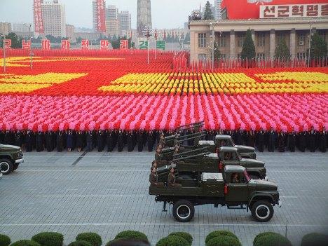 טיול מאורגן בצפון קוריאה