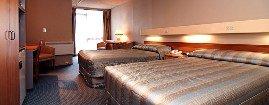מלון ב גריימאות' Kingsgate Greymouth