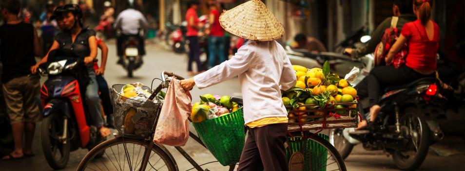 טיול מאורגן לוייאטנם וקמבודיה כולל הרמה המרכזית