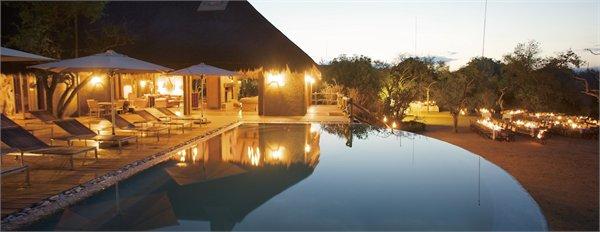 Kapama River Lodge מלון שמורה פרטית