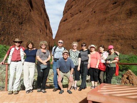 טיול מאורגן לאוסטרליה עם פגסוס