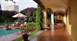 מלון פלנקה MISION PALENQUE