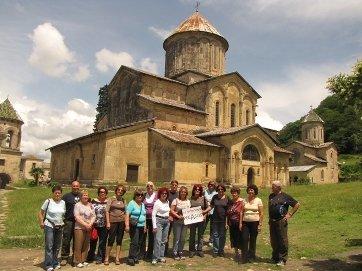 טיול מאורגן לגאורגיה
